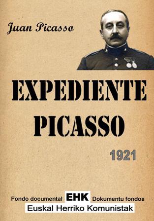 Expediente Picasso. Un capítulo de la historia negra de la última aventura imperial de España, la de Marruecos, año 1921 - Juan Picasso - pdf y epub Expediente_Picasso