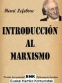 Introduccion al marxismo