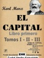 El Capital Libro 1 los 3 Tomos